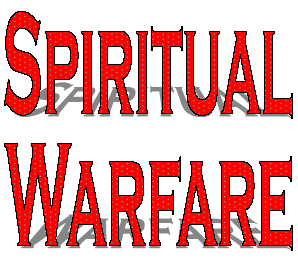 Christian Tract:  Spiritual Warfare
